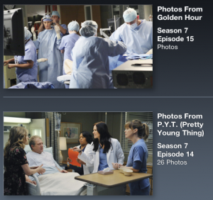 Greys Anatomy Sync App Episode 3 Photo Gallery 2