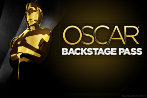 ABC Oscar Backstage Pass Loading Screen
