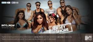 IntoNot MTV Promotion Jersey Shore Cast