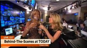 Today Show Backstage Simulcast Toast