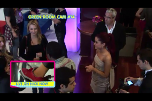 Nickelodeon Kids' Choice Awards 2011 Backstage PIP